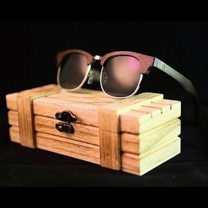 REDMAN RICHARD Wooden Sunglasses